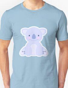 The cutiest purple koala ever Unisex T-Shirt