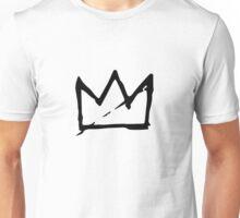 Basquiat Crown Unisex T-Shirt