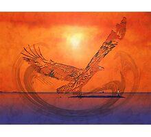 Spirit Eagle - Anpiel Photographic Print