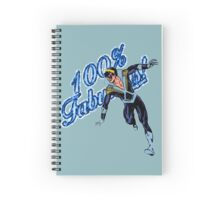 Nightwing Spiral Notebook
