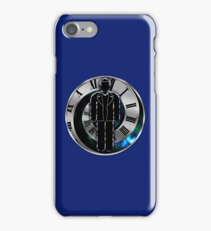 Doctor Who - 9th Doctor - Christopher Eccleston iPhone Case/Skin