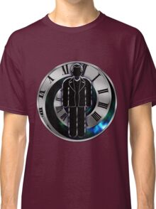 Doctor Who - 9th Doctor - Christopher Eccleston Classic T-Shirt