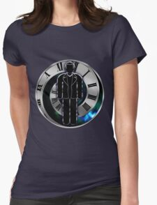 Doctor Who - 9th Doctor - Christopher Eccleston Womens Fitted T-Shirt