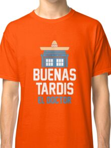Buenas El Doctor Classic T-Shirt