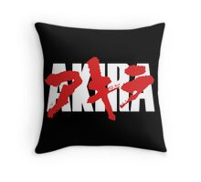 Akira v2 Throw Pillow