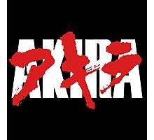 Akira v2 Photographic Print