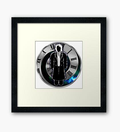 Doctor Who - 8th Doctor - Paul McGann Framed Print