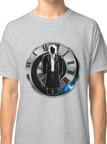 Doctor Who - 8th Doctor - Paul McGann Classic T-Shirt