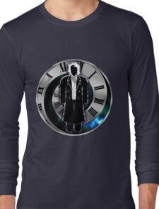 Doctor Who - 8th Doctor - Paul McGann Long Sleeve T-Shirt