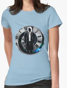 Doctor Who - 8th Doctor - Paul McGann Womens Fitted T-Shirt