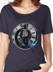 Doctor Who - 7th Doctor - Sylvester McCoy Women's Relaxed Fit T-Shirt