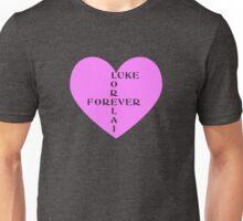 KRW Luke and Lorelai Forever Gilmore Girls Unisex T-Shirt