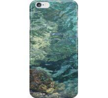 Reflejos en el  mar iPhone Case/Skin