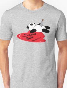 Stabbed Panda Logo Unisex T-Shirt