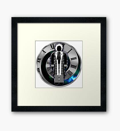 Doctor Who - 6th Doctor - Colin Baker Framed Print