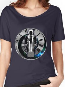 Doctor Who - 6th Doctor - Colin Baker Women's Relaxed Fit T-Shirt