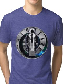 Doctor Who - 6th Doctor - Colin Baker Tri-blend T-Shirt