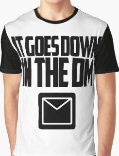 YO GOTTI - DOWN IN THE DM Graphic T-Shirt