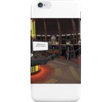 Tardis Console! iPhone Case/Skin