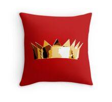 #ANTi Crown Throw Pillow