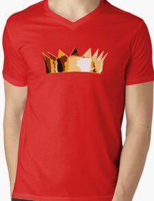 #ANTi Crown Mens V-Neck T-Shirt