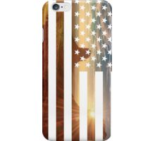 American Prairie White iPhone Case/Skin