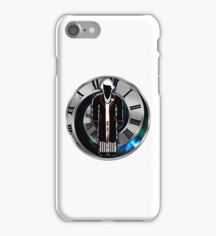 Doctor Who - 5th Doctor - Peter Davison iPhone Case/Skin