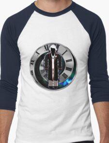 Doctor Who - 5th Doctor - Peter Davison Men's Baseball ¾ T-Shirt