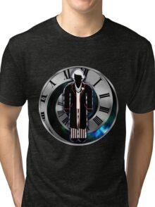 Doctor Who - 5th Doctor - Peter Davison Tri-blend T-Shirt