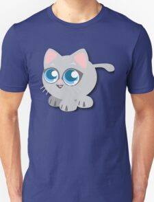Baby Cartoon Kitten Cat Unisex T-Shirt