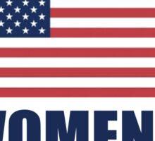 USA Women's Soccer 2016 Sticker