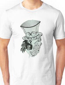 Steampunk self Unisex T-Shirt