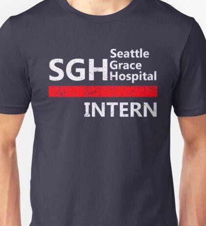 Grey's anatomy - SGH Intern Unisex T-Shirt