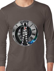 Doctor Who - 4th Doctor - Tom Baker Long Sleeve T-Shirt