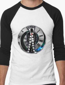 Doctor Who - 4th Doctor - Tom Baker Men's Baseball ¾ T-Shirt