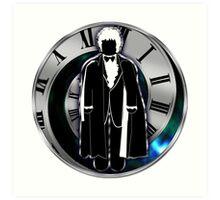 Doctor Who - 3rd Doctor - Jon Pertwee Art Print