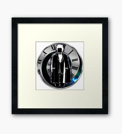 Doctor Who - 3rd Doctor - Jon Pertwee Framed Print