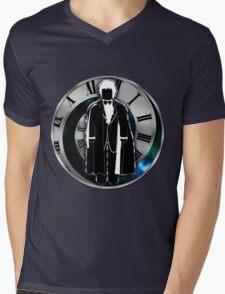 Doctor Who - 3rd Doctor - Jon Pertwee Mens V-Neck T-Shirt