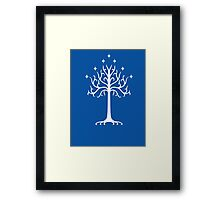 Tree of Gondor Framed Print