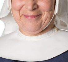 Sister Evangelina Call the midwife Sticker