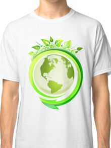 Earth Nature Ecology Classic T-Shirt