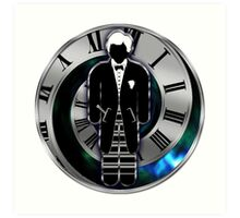 Doctor Who - 2nd Doctor - Patrick Troughton Art Print