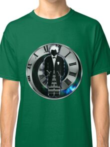 Doctor Who - 2nd Doctor - Patrick Troughton Classic T-Shirt