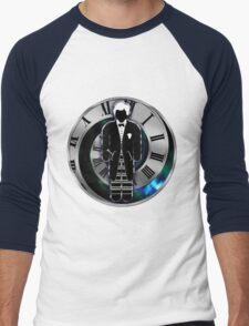Doctor Who - 2nd Doctor - Patrick Troughton Men's Baseball ¾ T-Shirt