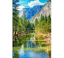 Merced River Photographic Print