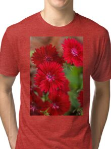 RED, RED, RED Tri-blend T-Shirt