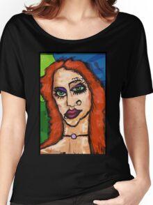 Muliebrity. Women's Relaxed Fit T-Shirt