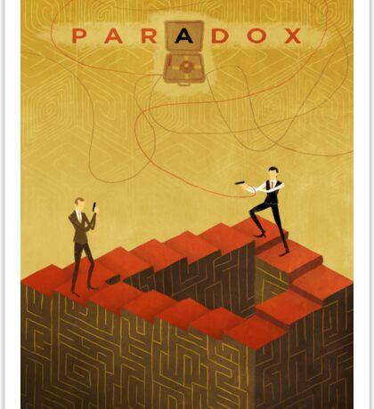 Paradox Sticker