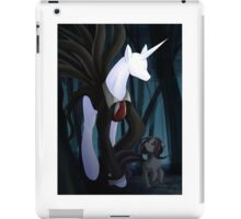 Midnight Walk iPad Case/Skin