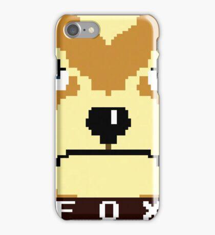 8 Bit Fox - Character Select iPhone Case/Skin